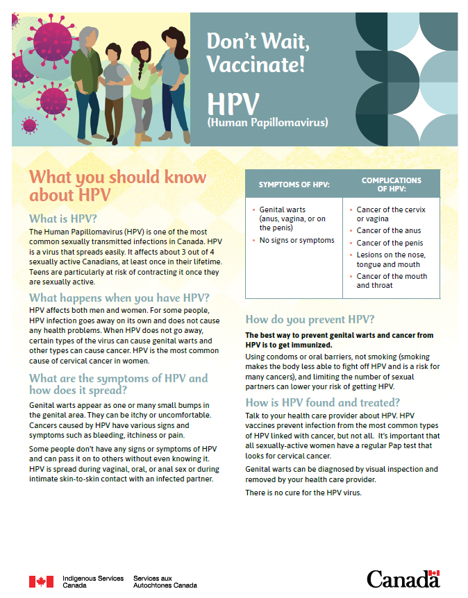 Natural cure for hpv in men