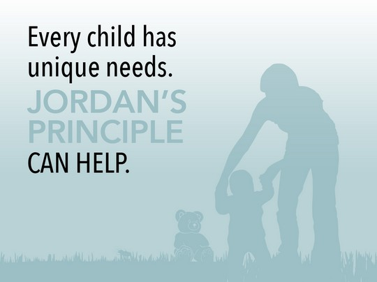 Every child and situation is unique. Jordan's Principle can help.